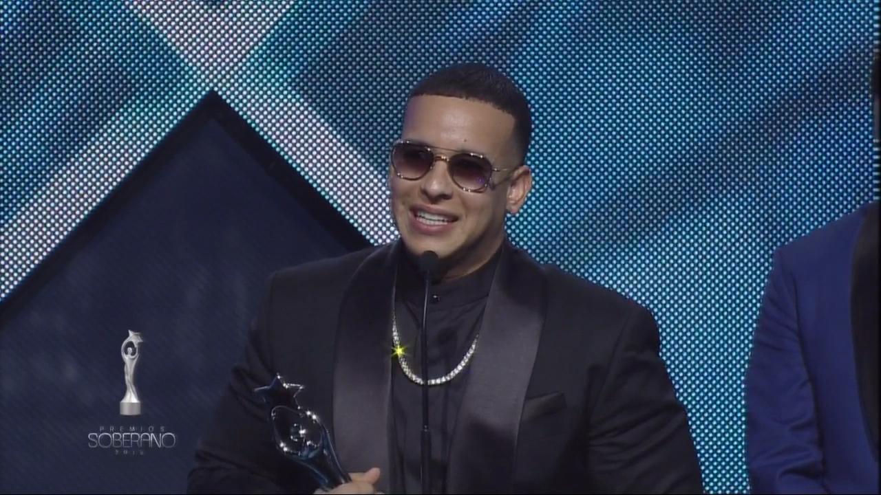 Daddy Yankee Recibe Soberano Solidario