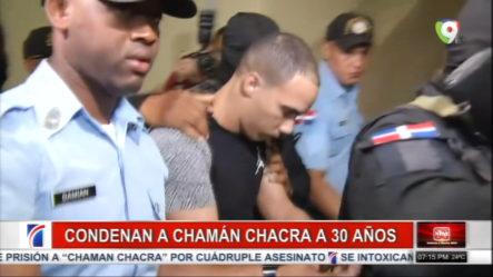 Más Detalles Sobre La Condena A Chamán Chacra A 30 Años