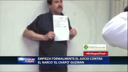 """Momento De La Fuga De Joaquín """"El Chapo Guzmán"""""""