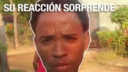 """Le Dieron Un Tiro Con Una Chilena Y Su Reacción Es """"como Si Nada"""""""
