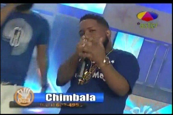 Presentación De Chimbala En 0es3