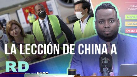 La Lección Que Le Ha Dado China A Luis Abinader  | Tu Mañana By Cachicha
