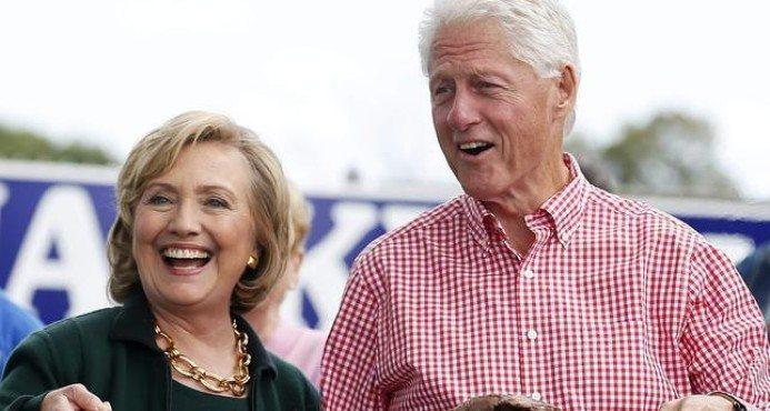 Bill Y Hillary Clinton Recibirán El Año Nuevo En Punta Cana