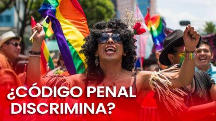 Peledeísta Da Fuerte Comentario Sobre Supuesta Discriminación A Los LGBTQ En Código Penal