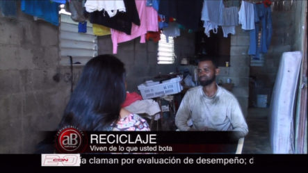 Código Calle: El Reciclaje Viven De Lo Que Usted Bota
