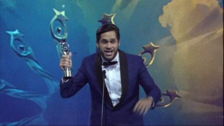 Juan Carlos Pichardo Gana Como Comediante Del Año