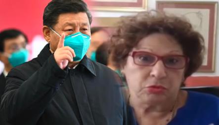 Consuelo Despradel Da Su Humilde Opinión Sobre La Posible Vacuna Que Tiene China