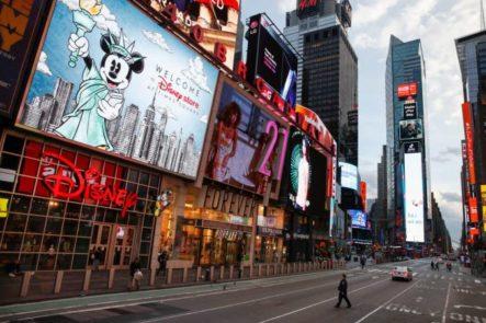 El COVID-19 Esta Acabando Con Todo Nueva York