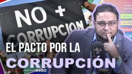 Manuel Cruz Propone Pacto Contra La Corrupción  | Tu Mañana By Cachicha