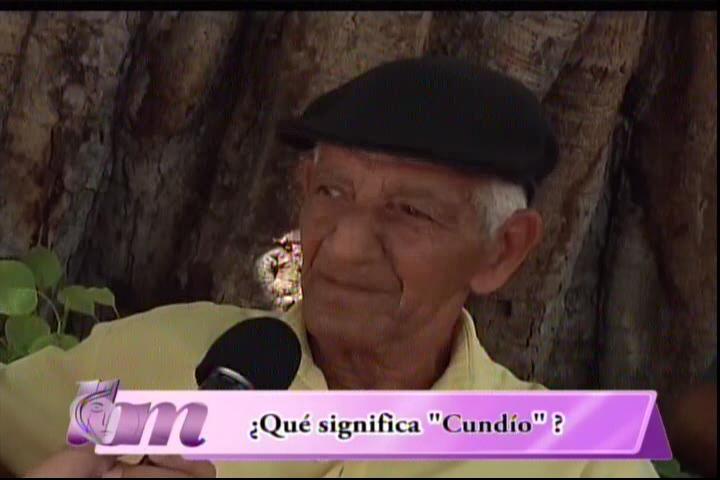 """Encuesta De Calle: ¿Qué Significa La Palabra """"Cundío""""?"""