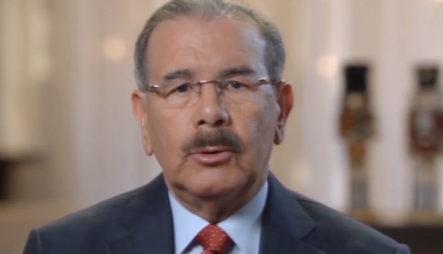 Presidente Medina Hablará Al País Esta Noche A Las 8:00 Pm