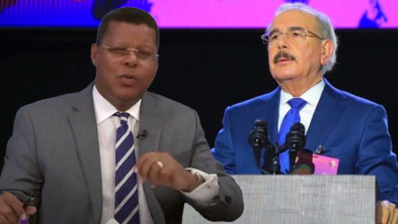 Dany Alcántara Analiza Cada Detalle Sobre El Discurso De Danilo Medina