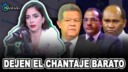 Norisbel Uceta: Dejen El Chantaje Barato   6to Sentido