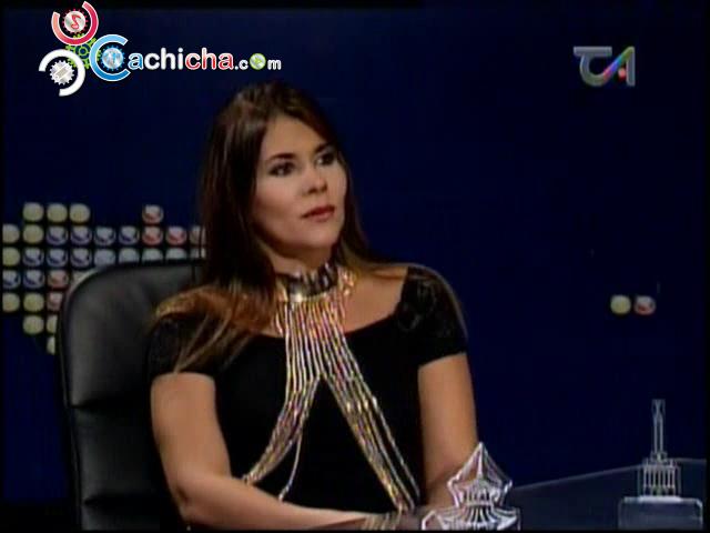 Conversando Con Delphy Peláez En Alfonso En Vivo #Video
