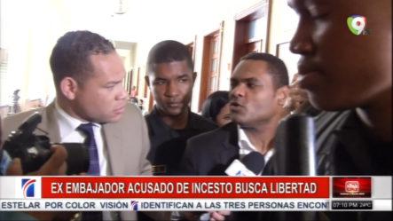 Jueza Deja En Estado De Fallo Decisión De Audiencia Preliminar Contra Donni Santana Acusado De Incesto