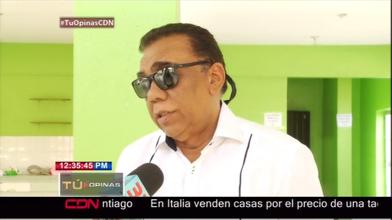 """Dir. Del Registro Civil De La JCE Dice """"sólo Modificando La Constitución Podría Acogerse La Solicitud La Comunidad LGBT"""""""