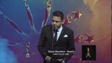 Tabare Blanchard Gana El Premio Como Director De Cine En Premios Soberano 2019