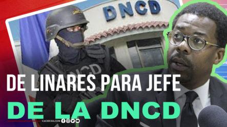 Rafael Linares Le Saca Los Trapitos Al Sol Al Jefe De La DNCD | Tu Mañana By Cachicha