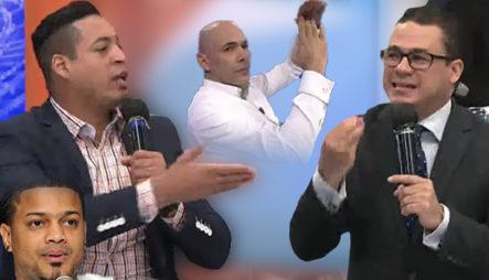 Fuerte Enfrentamiento En El Show Del Mediodía Por El Caso De Don Miguelo