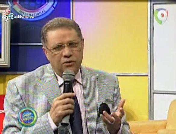 Domingo Bautista Habla De Su Salida De Color Visión @Ramsesp