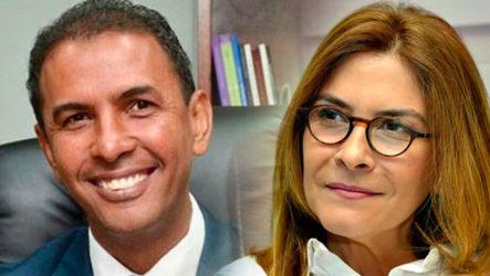 Domingo Contreras Felicitó A Carolina Mejia