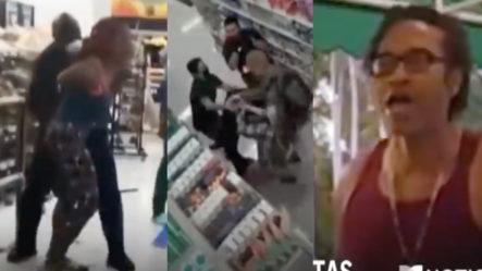 Violentas Disputas Por El Uso De Mascarillas