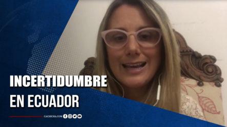 Elecciones En Ecuador: La Incertidumbre En El País Por El Ajustado Resultado