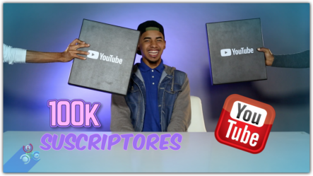 ¡Recibimos Las Placas De (Plata) Los 100 Mil Suscriptores De YouTube! -Cachi News