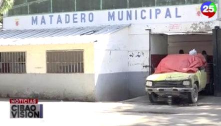 La Gran Verdad Del Matadero Municipal De Santiago