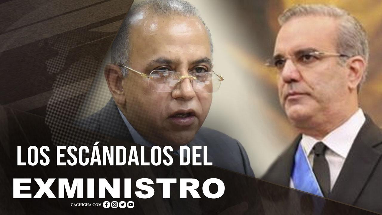 Debate De Los Escándalos Del 2015 En 'Sigue La Noche' #Video