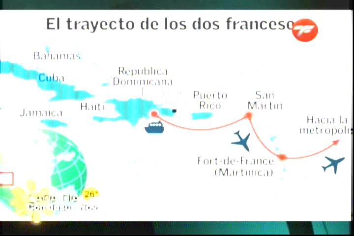 Jesús Nova Explica El Escape De Película De Los Dos Piltos Franceses #Video