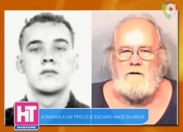 Arrestan Hombre Que Había Estado Prófugo Por 56 Años #Video