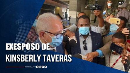 Interrogatorio Del MP Al Exesposo De Kinsberly Taveras