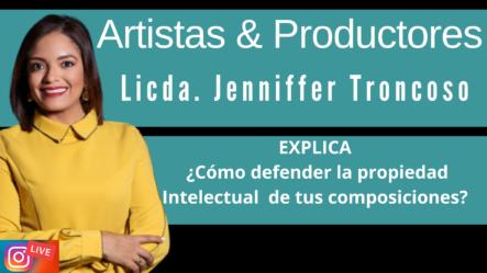 Abogada Explica Cómo Defender La Propiedad Intelectual De Tus Composiciones | El Biznes