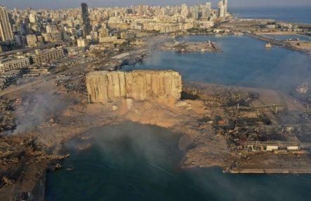 Lo Que Provocó La Explosión En La Capital Libanesa Estaba Por Más De 6 Años Confiscado