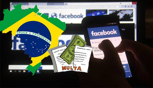 Brasil multó por 1,6 millones de dólares a Facebook por filtración de datos de miles de usuarios