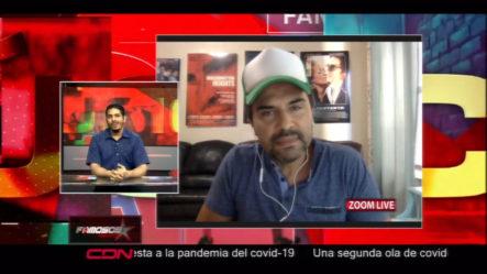 """Manny Pérez Cuenta Todo Sobre Su Protagónico De Amazon Prime """"Big Dogs"""""""