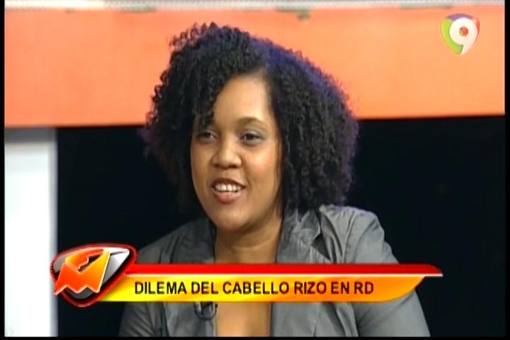 El Dilema Del Cabello Rizo En La República Dominicana