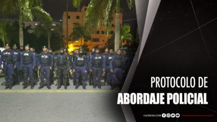 Experta En Seguridad Ciudadana Habla Del Protocolo De Abordaje Policial