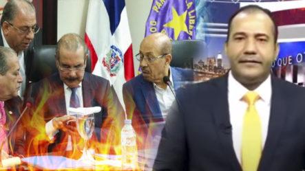 Salvador Holguín Le Manda Fuego A Ex-funcionarios Y Revela Sus Acciones Ilícitas