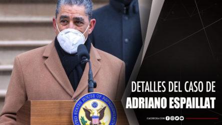 Infectólogo Experto Explica Caso De Adriano Espaillat Tras Dar Positivo Luego De Inyectarse