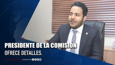 Rogelio Genao Ofrece Detalles De La Elección De Los Integrantes De La Nueva Cámara De Cuentas