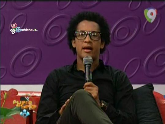 Entrevista A Gerald Ogando En Fuera De Serie @GeraldOgando #Video