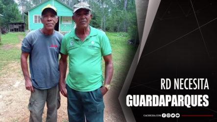 RD Necesita Guardaparques Para Proteger La Fauna