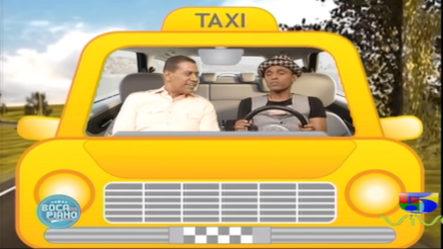 ¡Divertida! Conversación Con Guido Gómez Mazara En El Boca Taxi De Boca De Piano Es Un Show