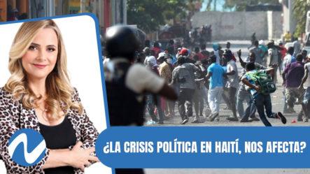 ¿La Crisis Política En Haití, Nos Afecta?