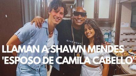 ¿¡Camila Cabello Y Shawn Mendes Se CASARON En Secreto!?