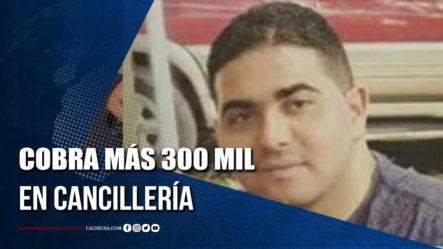Hijo De César Prieto Cobra Más 300 Mil En Cancillería Afirma Iluminada Muñoz