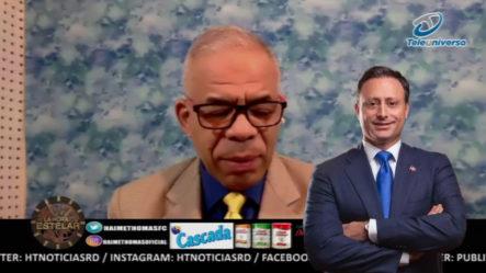 """Comunicador Llama Descarado Y """"procuradurcito"""" A Jean Alain"""