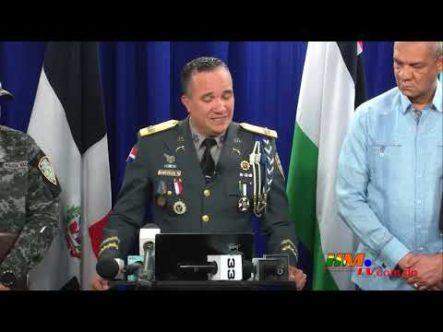 Usuarios Critican Rueda De Prensa De La Policía En Caso De Coronel Guzmán Peralta